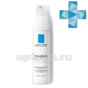 Купить La roche-posay toleriane ultra fluide интенсивный успокаивающий уход для сверхчувствительной и аллергичной кожи 40мл цена