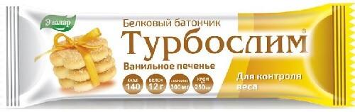 Купить Белк батончик д/лиц контр массу тела/ванил печенье цена
