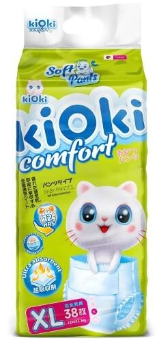Купить Comfort soft подгузники-трусики детские размер xl 12-17кг n38 цена