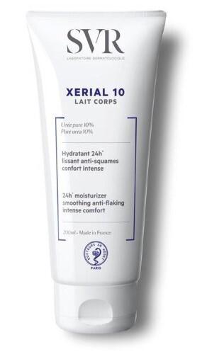 Купить Xerial 10 lait corp молочко для тела 200мл цена