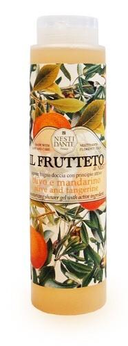Купить Il frutteto гель для душа оливковое масло и мандарин 300мл цена