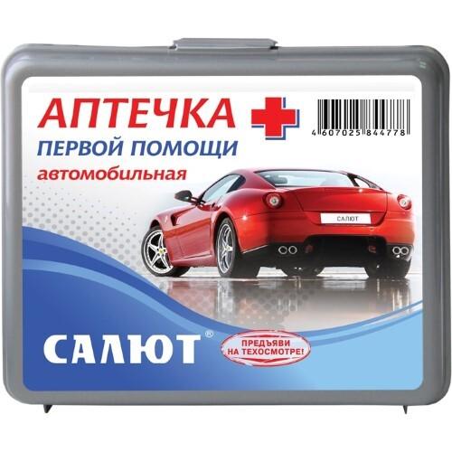 Купить Аптечка первой помощи фэст /авто/салют /футляр 2пм/ цена