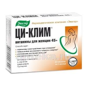 Купить Ци-клим витамины д/женщин 45+ цена