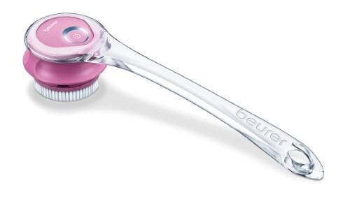 Купить Fc55 щетка для тела со съемной ручкой и двумя насадками цена