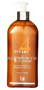 Купить Бальзам-кондиционер терапевтический н для сухих поврежденных и окрашенных волос 500мл цена