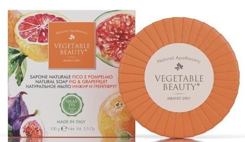 Купить Инжир и грейпфрут натуральное мыло 100,0 цена