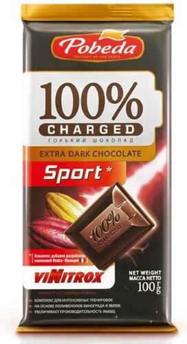 Купить Шоколад горький спорт 100,0 цена