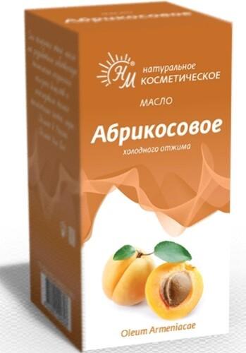 Купить Масло абрикосовое косметическое 50мл цена