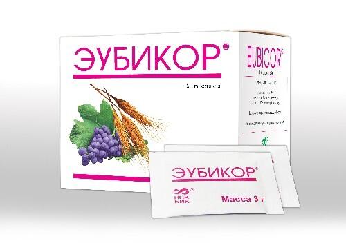 Купить ЭУБИКОР 3,0 N60 ПОР цена