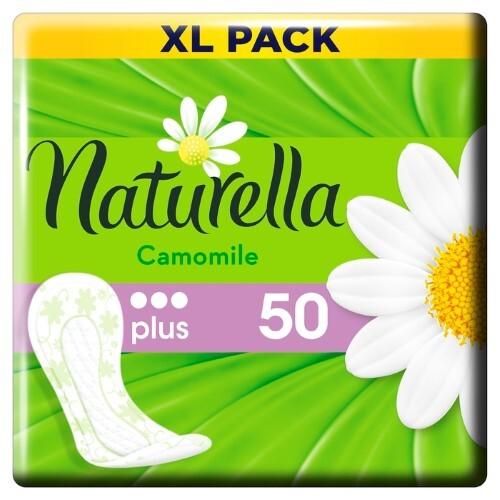 Купить Camomile plus ежедневные прокладки n50 цена