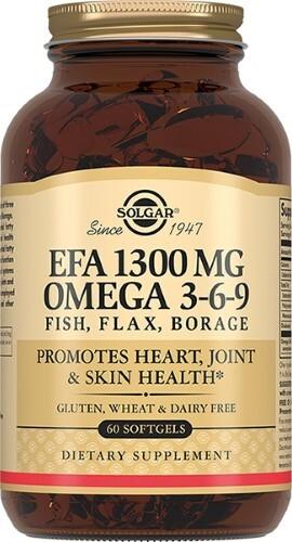 Купить Комплекс жирных кислот 1300 омега 3-6-9 цена