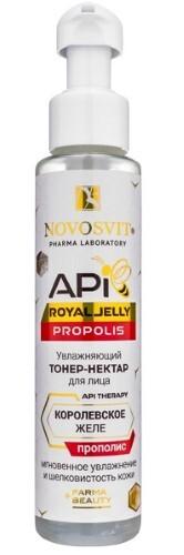 Купить Api royal jelly propolis увлажняющий тонер-нектар для лица 100мл цена