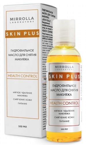 Купить Skin plus гидрофильное масло для снятия макияжа 100мл цена