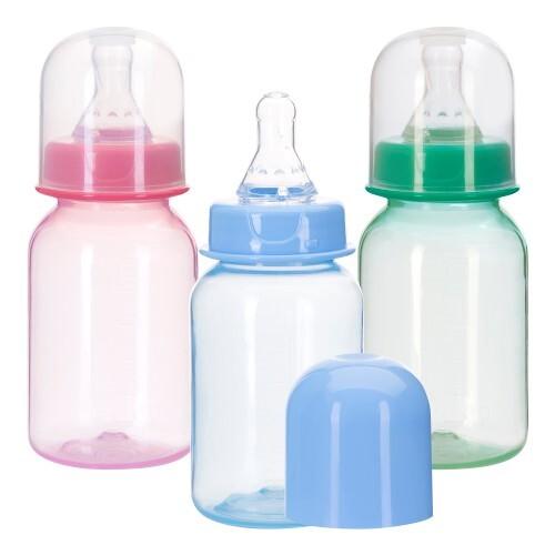 Купить Бутылочка полипропиленовая с силиконовой соской 0+ 125мл /11129 цена