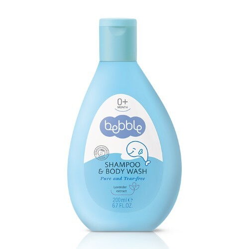 Купить Шампунь для волос и тела детский 200мл цена