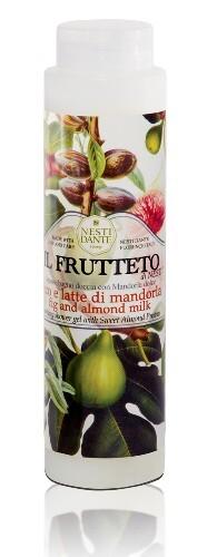 Купить Il frutteto гель для душа инжир и миндальное молоко 300мл цена