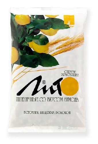 Купить Отруби пшеничн хруст сладкие кальций/лимон цена