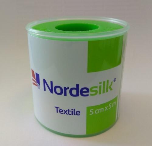 Купить Nordesilk пластырь медицинский фиксирующий цена
