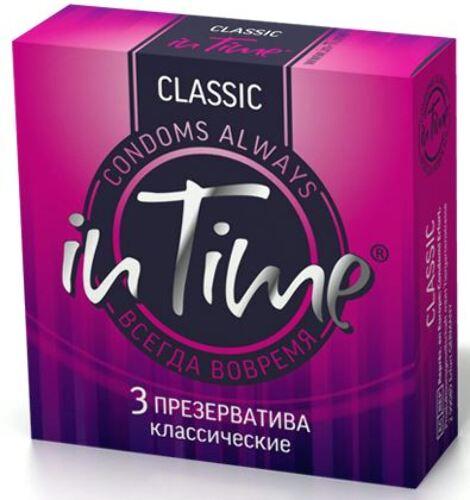 Купить Презервативы из натурального латекса classic n3 цена