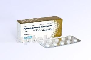 Купить Амлодипин-биоком цена
