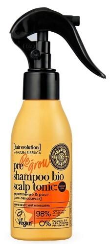 Купить Hair evolution тоник-спрей для волос re-grow укрепление & рост волос 120мл цена
