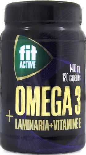 Купить Омега-3 35% с ламинарией и витамином е цена