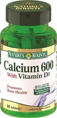 Купить Кальций 600 с витамином д цена