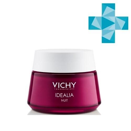 Купить Idealia skin sleep ночной восстанавливающий уход 50мл цена