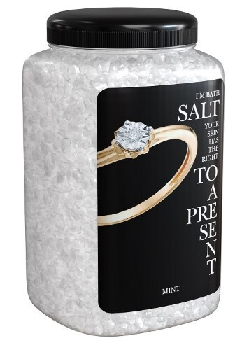 Купить Соль морская природная для ванн мята 700,0 цена