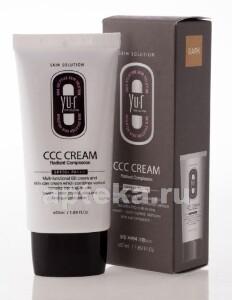 Ccc cream (dark) крем для лица/тон темный 50мл