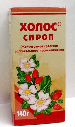 Купить ХОЛОС СИРОП 140,0 ФЛАК цена