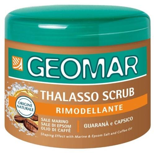Купить Талассо скраб для тела моделирующий с гранулами кофе 600,0 цена