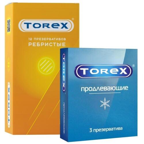 Купить Набор презервативов «интересный дуэт» по специальной цене цена