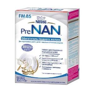 Купить Fm 85 обогатитель грудного молока n70 пак цена