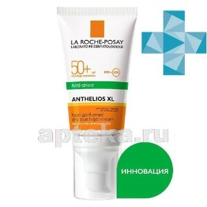 Купить Anthelios xl гель-крем матирующий spf 50+ 50мл цена