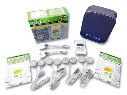 Купить Витафон-5 аппарат виброакустического воздействия/расширенной комплектации цена
