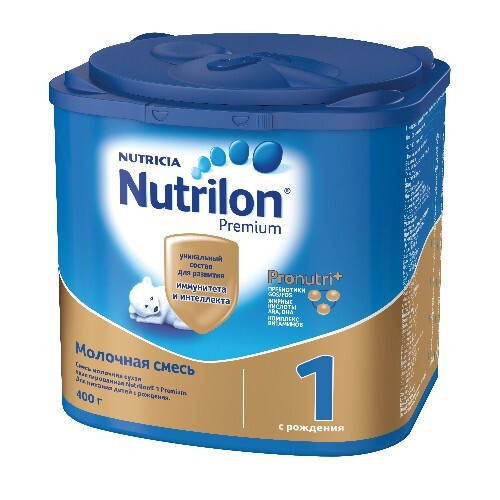 Купить 1 premium смесь молочная сухая детская адаптированная цена