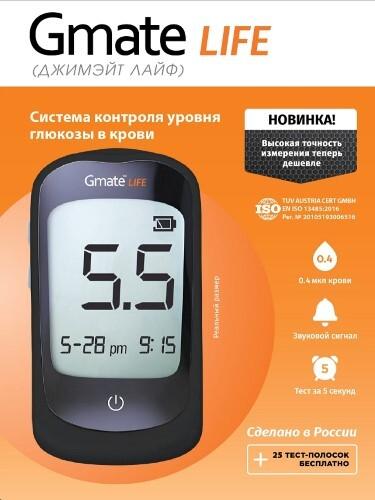 Gdh система контроля уровня глюкозы в крови