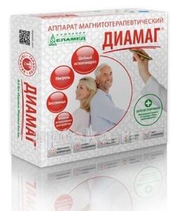 Купить Аппарат магнитотерапевтический товарный знак диамаг цена