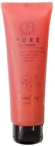 Купить Pure by president зубная паста клюква 115,0 цена