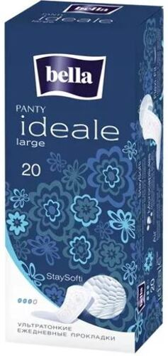 Купить Panty ideale large ежедневные прокладки n20 цена