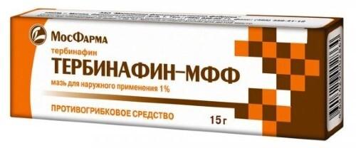 Купить Тербинафин-мфф цена
