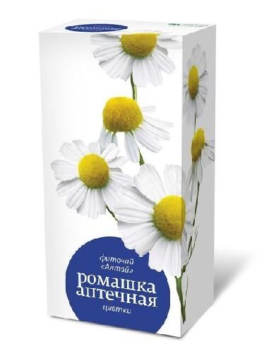 Купить Фиточай алтай ромашка аптечная цветки цена