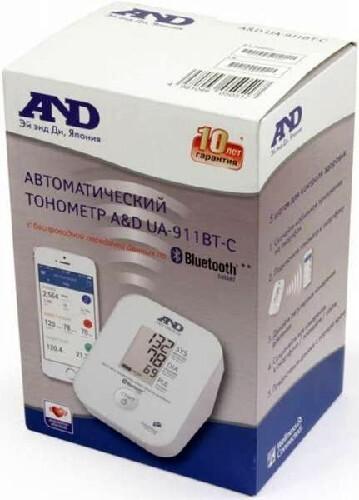 Тонометр ua-911bt-c с передачей данных по блютус