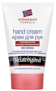 Купить Норвежская формула концентрированный крем для рук без запаха 50мл цена