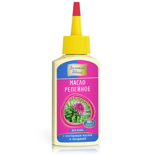 Купить Репейное масло для волос с касторовым маслом и гвоздикой 90мл цена