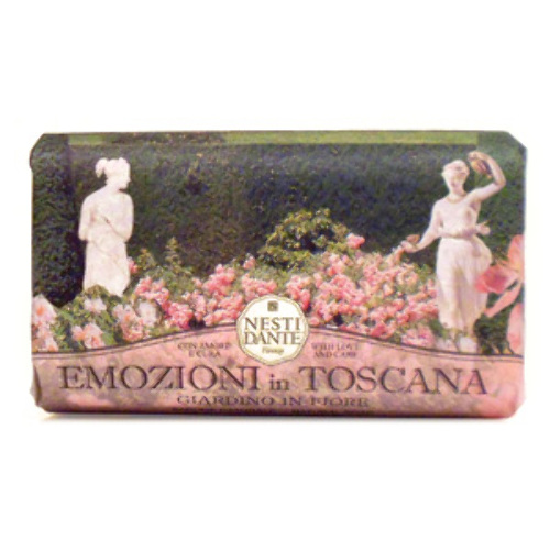 Купить Emozioni in toscana мыло цветущий сад 250,0 цена