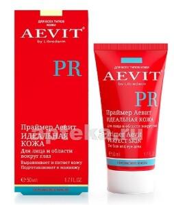 Купить Vitamins aevit аевит праймер идеальная кожа для лица и области вокруг глаз 50мл цена