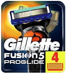 Купить Fusion proglide сменные кассеты для бритья n4 цена