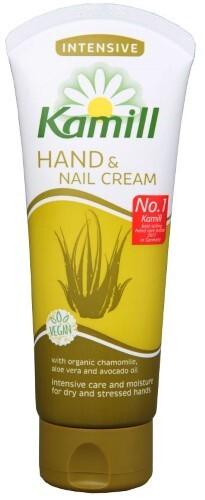 Купить Крем для рук и ногтей intensiv /vegan с биоромашкой/ 100мл цена